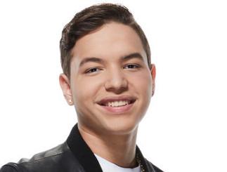 Mark Isaiah of The Voice Season 12