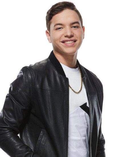 Mark Isaiah of The Voice Season 12
