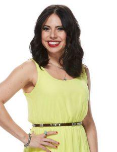 Valerie Ponzio of Team Blake Shelton on The Voice. (NBC Photo)