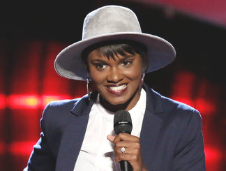 Vanessa Ferguson of the Voice Season 12 (NBC Photo)