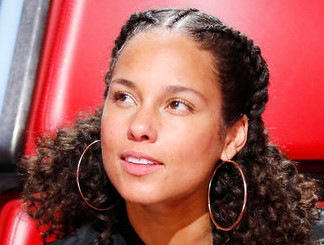 Alicia Keys of The Voice Season 12 (NBC Photo)