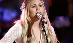 Brennley Brown pf The Voice Season 12 (NBC Photo)