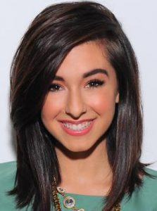 Christina Grimmie of The Voice Season 6
