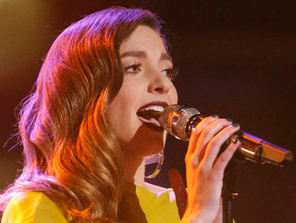 Lilli Passero of the Voice Season 12 (NBC Photo)