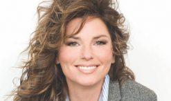 Shania Twain, key adviser on Top 12 night on The Voice. (NBC Photo)