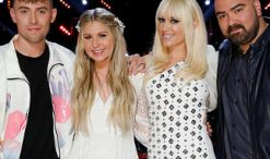 Team Gwen Stefani on The Voice Season 12