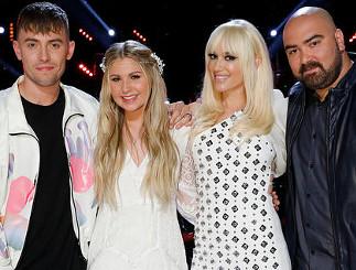 Team Gwen Stefani on The Voice Season 12