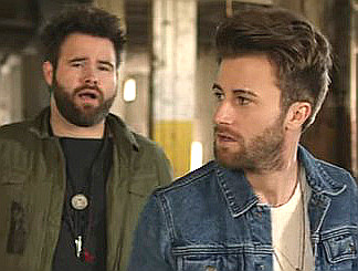 The Swon Brothers from The Voice Season 3