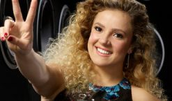 Ashley Levin of The Voice Season 12 (NBC Photo)