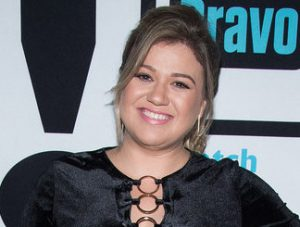 Kelly Clarkson, new coach on The Voice