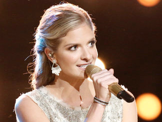 Lauren Duski of The Voice Season 12. (NBC Photo)