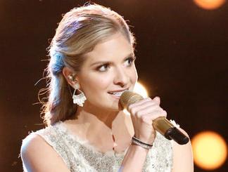 Lauren Duski of The Voice Season 12. (NBC Photo)