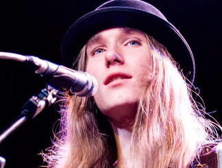 Sawyer Fredericks, winner of Season 8 of The Voice.