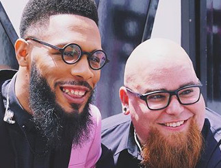 TSoul and Jesse Larson of The Voice Season 12
