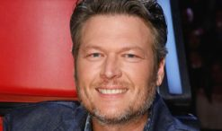 Blake Shelton won a Billboard Music Award Sunday night. (NBC Photo)