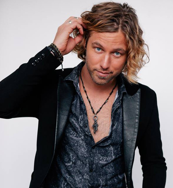 "Casey James, the third-place finisher on American Idol Season 9, has a new album out called ""Strip It Down."""
