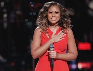 Felicia Temple finished in the Top 24 on Season 12 of The Voice. Now she's released her third EP and her first since the show.