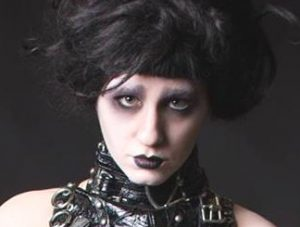 Kat Robichaud, of The Voice Season 5, as Edward Scissorhands