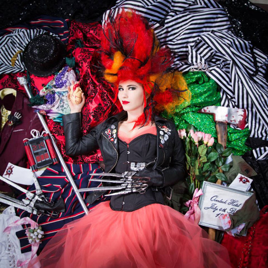 Kat Robichaud will release her new album, Misfit Cabaret, on Friday.