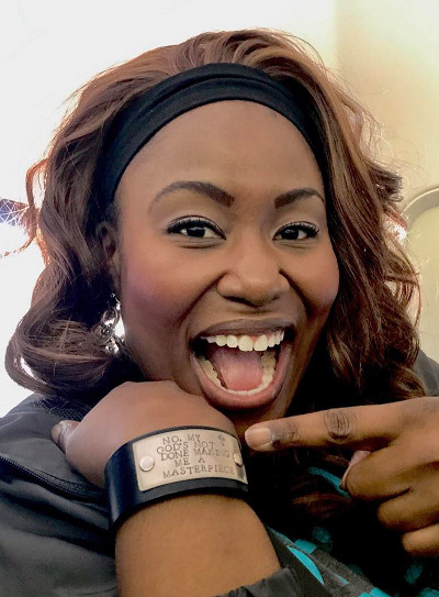 Mandisa is back at number one on the music charts with her new album, Out of the Dark.