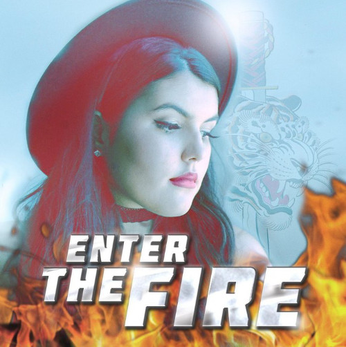"Madi Davis has written and released the title track for an action movie called ""Enter the Fire."""