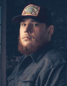Luke Combs will be one of the featured artists performing on the Froggy Radio Stage at the York Fair in 2017.
