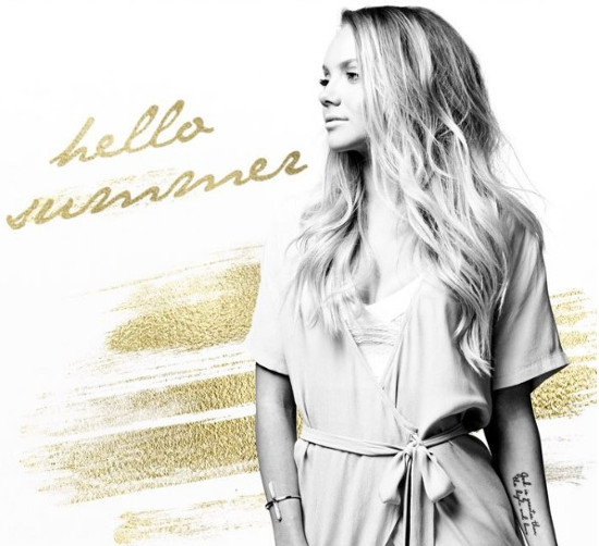 Danielle Bradbery has released a third song from her upcoming sophomore album.