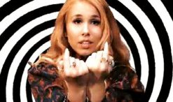 Haley Reinhart of American Idol Season 10