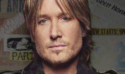 Former American Idol judge Keith Urban