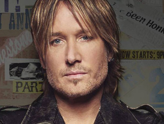 Former American Idol judge Keith Urban