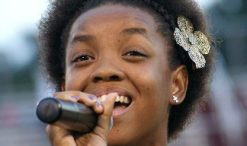 Shi'Ann Jones of The Voice Season 13