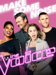 The Voice Season 13 starts Monday night.