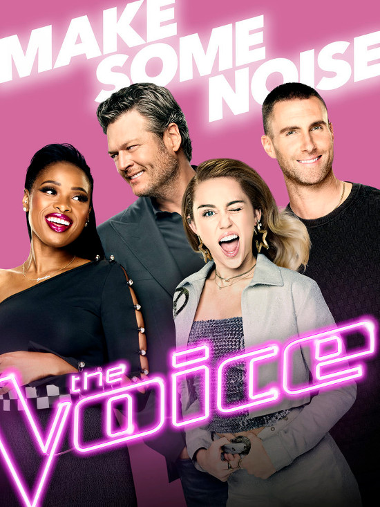 The Voice Season 13 starts Monday night.
