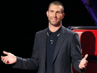 Adam Levine's team has the most chair turns on The Voice.
