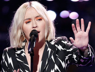 Chloe Kohanski of The Voice Season 13 (NBC Photo)