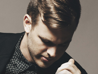 Clark Beckham of American idol Season 14
