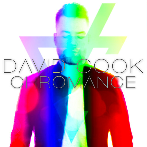 The cover art of David Cook's upcoming EP.