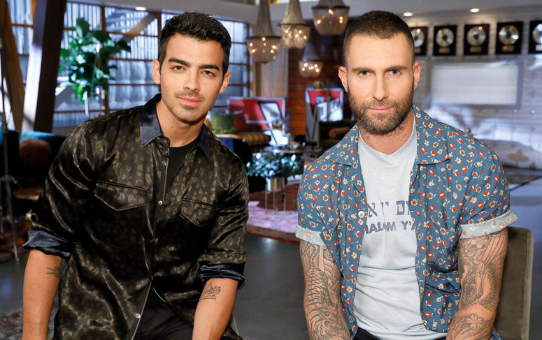 Joe Jonas will be the battle round mentor for Team Adam Levine on The Voice. (NBC Photo)