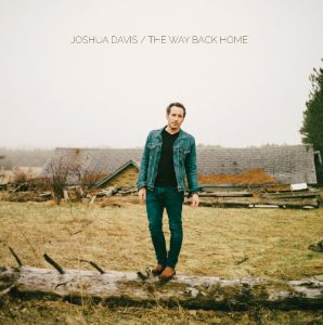 Joshua Davis has released The Way Back Home, his first album in four years.