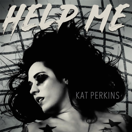 The cover art for Kat Perkins' new single, Help Me