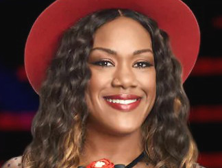 Keisha Renee of The Voice Season 13