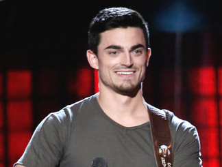 Ryan Scripps of The Voice Season 13