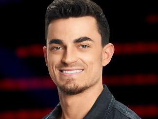 Ryan Scripps of The Voice Season 13