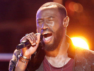 Stephan Marcellus of the Voice Season 13