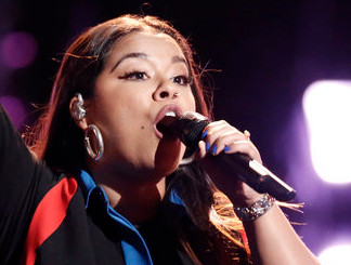Brooke Simpson of The Voice Season 13