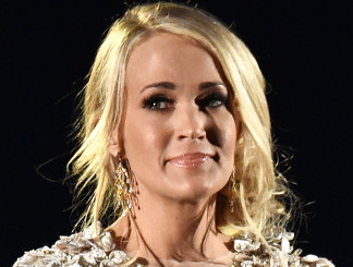 Carrie Underwood at the 2017 CMA Awards