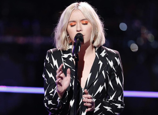 Nashville girl Chloe Kohanski, 23 won The Voice 13