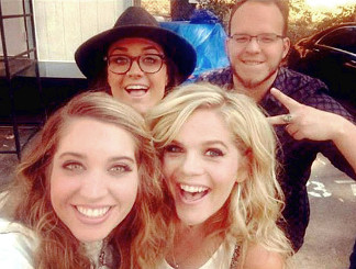 The Voice comeback artists for Season 13 -- Karli Webster, Whitney Fenimore, Natalie Stovall and Lucas Holliday