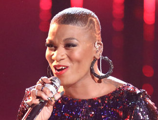 Janice Freeman of the Voice Season 13. (NBC Photo)