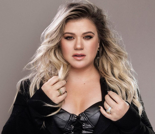 Kelly Clarkson has three Grammys to her credit and will have a chance to add a fourth in 2018.